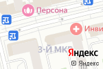 Схема проезда до компании Интеллект в Московском