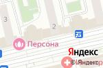 Схема проезда до компании Платежный терминал, Московский кредитный банк, ПАО в Московском