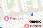 Схема проезда до компании ГорЗдрав в Московском
