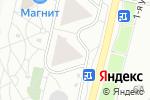 Схема проезда до компании Азбука здоровья в Москве