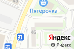 Схема проезда до компании Gooood Tattoo в Москве