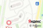Схема проезда до компании Ю.Т.А. в Москве