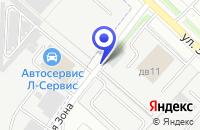 Схема проезда до компании ПКФ GOLDBOR в Москве