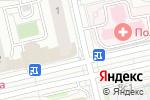 Схема проезда до компании VIP страхование в Московском
