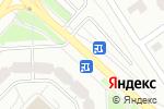 Схема проезда до компании Разнобыт в Москве