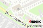 Схема проезда до компании Елена-К в Москве