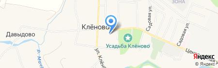 Средняя общеобразовательная школа №2074 с дошкольным отделением на карте Москвы