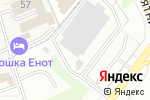 Схема проезда до компании Экспосвет в Москве