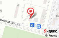 Схема проезда до компании Учебный центр Круг, НОЧУ в Химках
