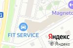 Схема проезда до компании Люкс Клиника в Москве