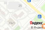 Схема проезда до компании Новые горизонты в Москве