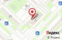 Схема проезда до компании Манго Мьюзик в Москве