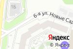 Схема проезда до компании Европа в Москве