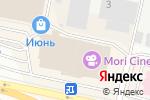 Схема проезда до компании ParfumBar в Красногорске