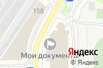 Схема проезда до компании Банкомат, Сбербанк, ПАО в Московском