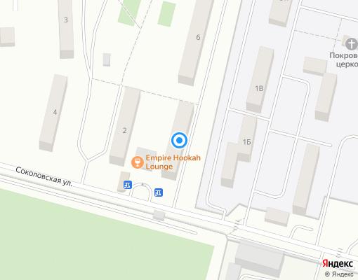 Управляющая компания «Подмосковье-Сервис» на карте Химок