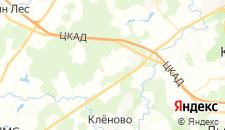 Базы отдыха города Овечкино на карте