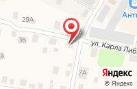 Схема проезда до компании Мебель для Вас в Иваново