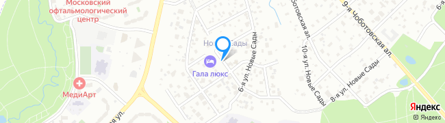 улица Новые Сады 7-я