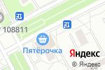Схема проезда до компании Магазин развлиных напитков в Московском