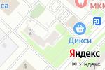 Схема проезда до компании ТАТЭ в Москве