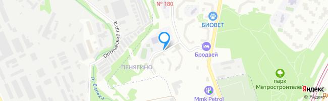 проезд Пенягинский 2-й