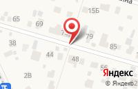 Схема проезда до компании Dom WiFi в Ромашково