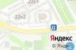 Схема проезда до компании Магазин разливных напитков в Московском