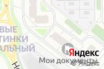 Схема проезда до компании Торговая компания в Москве
