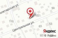 Схема проезда до компании Торговый Дом «Протон» в Балашихе