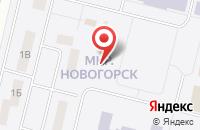 Схема проезда до компании Управляющая Компания «Новогорск-Динамо» в Химках