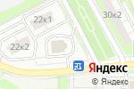 Схема проезда до компании Фотоателье в Москве