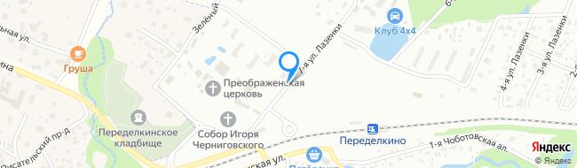 улица Лазенки 7-я