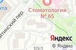 Схема проезда до компании Светёлка в Москве
