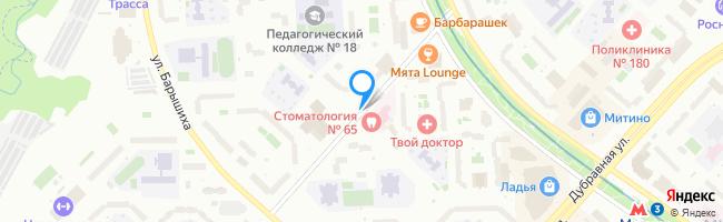 проезд Митинский 3-й