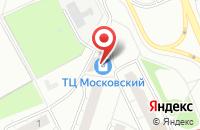 Схема проезда до компании Олимп в Московском