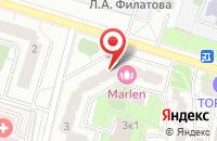 Схема проезда до компании Международный Фонд «Опера» в Москве