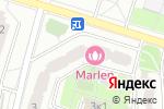 Схема проезда до компании Пингвин плюс в Москве