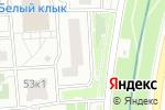 Схема проезда до компании Флорианс в Москве