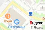 Схема проезда до компании Белая камелия в Москве