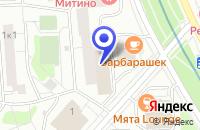 Схема проезда до компании НОТАРИУС ГУЖАВИНА С.В. в Москве