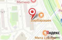 Схема проезда до компании Старинный Фейерверк в Москве