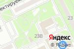 Схема проезда до компании Московский в Московском
