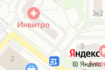 Схема проезда до компании Облака в Москве