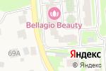 Схема проезда до компании Семейная в Немчиновке