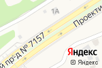 Схема проезда до компании Автомойка в Валуево