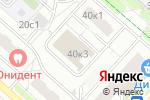 Схема проезда до компании Жилищник района Митино в Москве