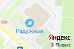 Схема проезда до компании GoSwim в Москве