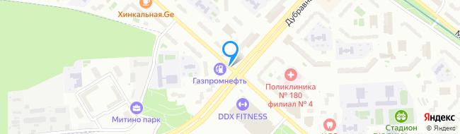 улица Барышиха