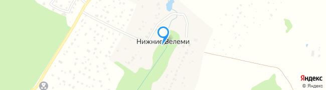 посёлок Нижние Мнёвники